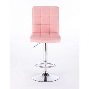 Barová židle TOLEDO růžová