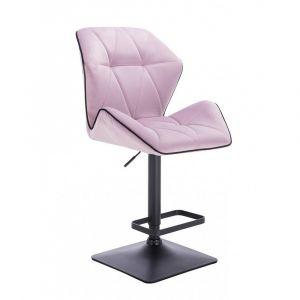 Barová židle MILANO MAX VELUR