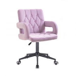 Kosmetická židle BOSTON VELUR