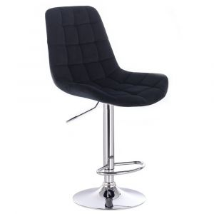 Barová židle PARIS VELUR