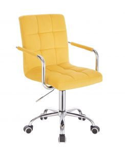 Židle VERONA VELUR (domov, kancelář)