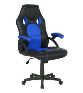 Herní židle Racer CorpoComfort BX-2052 modré