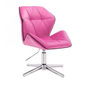 Židle MILANO MAX VELUR (domov, kancelář)